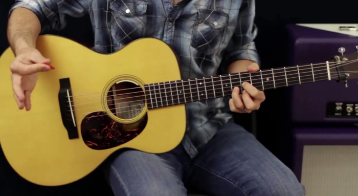 play acoustic guitar like a pro
