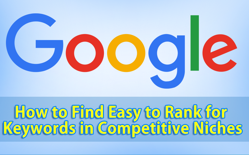 find easy to rank keywords